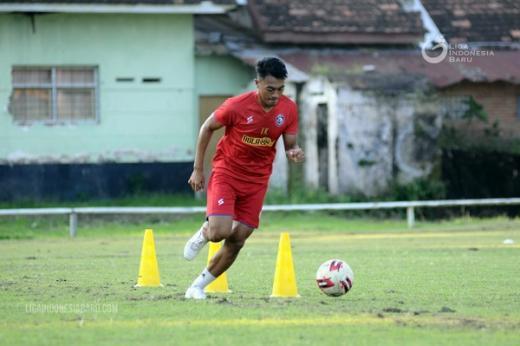 Arema FC Tetap Jalani Latihan di Bulan Ramadan