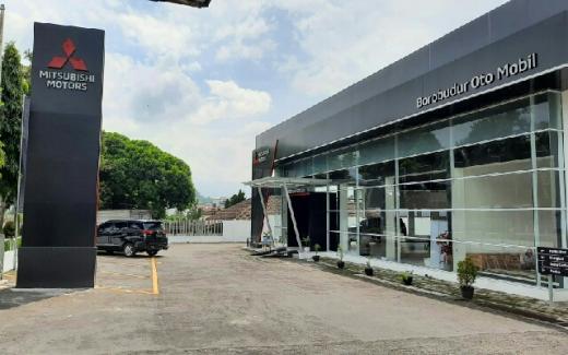 Gandeng DETA Group, MMKSI Resmikan Dealer Pertama di Wonosobo