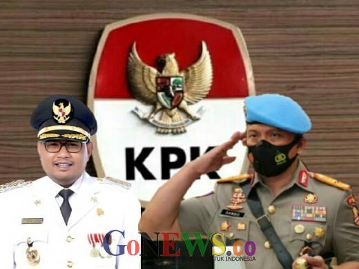 Peras Walikota Tanjungbalai, Penyidik KPK Ditangkap Propam Polri