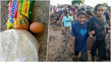 Bantuan Cuma 1 Butir Telur dan Sebungkus Mi Sedap, Korban Bencana NTT: Ini Menghina Kami