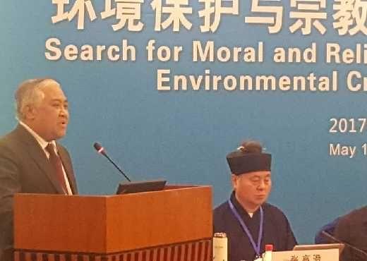 Din Syamsuddin Pimpin Delegasi Agama se-Asia Guna Temui Tokoh China