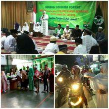 Momen Ramadan, Forhati Ajak Umat Islam Ulurkan Tangan untuk Kaum Dhuafa