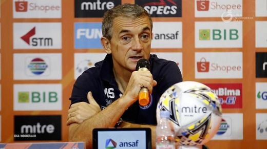 Milomir Seslija Sudah Ketahui Kelemahan Arema FC