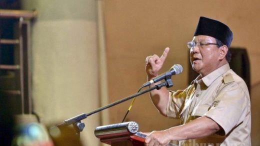 Prabowo Tolak Hasil Rekapitulasi Senyap KPU