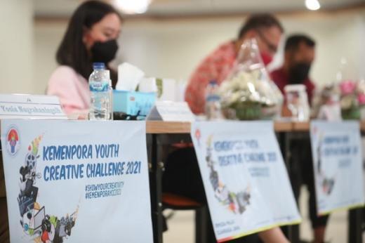 Penjurian Kemenpora Youth Creative Challenge Dilakukan Transparan
