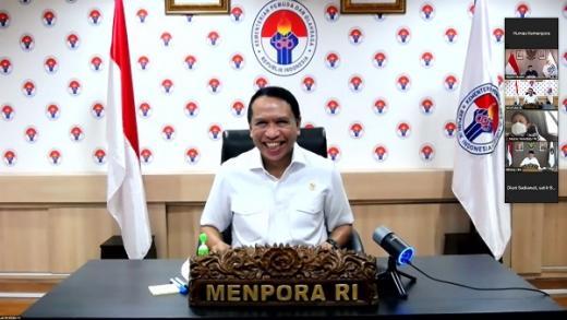 Rakor Tingkat Menteri, Amali: Indonesia Target Tembus Peringkat 5 Olimpiade