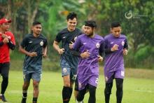 Persija Fokus Latihan Pemulihan Fisik Pemain