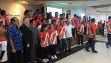 Pemberangkatan Tim Olimpiade Merah Putih Secara Bergelombang Guna Mensiasati Persoalan Jarak