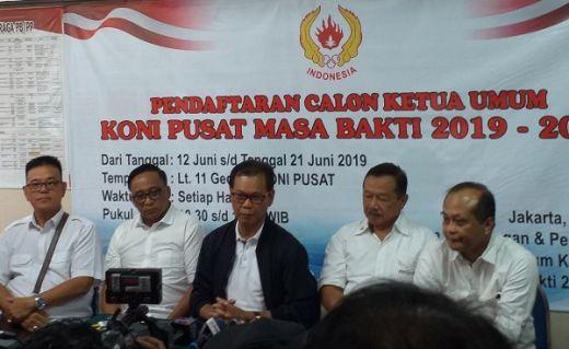 Muddai Madang Siap Bertarung Perebutkan Kursi Ketua Umum KONI Pusat