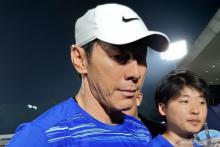 Soal Lokasi TC Timnas, Shin Tae Yong Menyerah