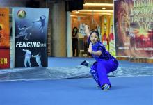 Kuasai Chang Quan dan Nan Quan, Tim Wushu DKI Jakarta Masih Mendominasi