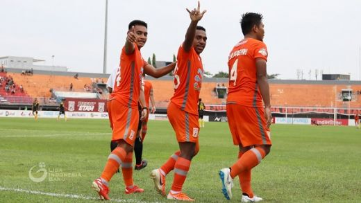 Borneo FC Incar Enam Poin Laga Tandang