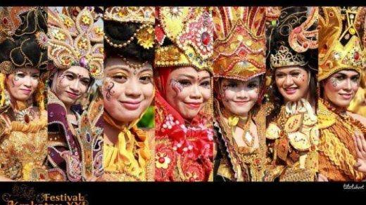 Festival Krakatau 2016 Bertema Lampung The Treasure of Sumatra
