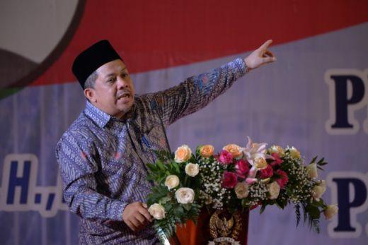 Fahri Hamzah: BAKN Perkuat Pengawasan Keuangan Negara