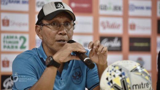 Bambang Nurdiansyah Belum Puas PSIS Raih Satu Poin