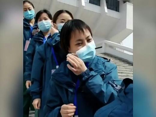 Saat RI Lagi Gencar-gencarnya Razia Pakai Masker, China Malah Mulai Bebas Masker