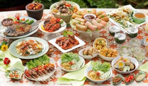 Kuliner Nusantara Menggoyang Lidah Arraluen Botanic Park Australia