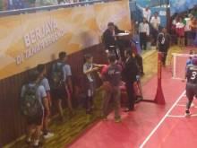 Jelang Laga Lawan Sumbar, Wasit Kembali Permasalahkan Kalung Atlet Takraw Riau, Ini Fotonya