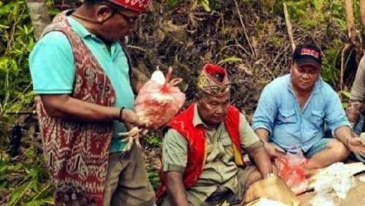Ritual Berdarah di Pulau Bakal Ibu Kota Baru