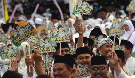 Kerja Legislasi Fraksi PPP DPR Kado untuk Santri Indonesia