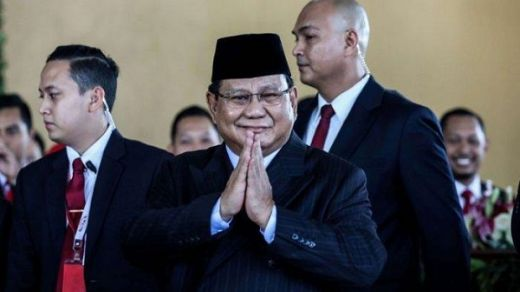Jika Diminta Jadi Menhan Jokowi, Prabowo: Saya Akan Kerja Keras