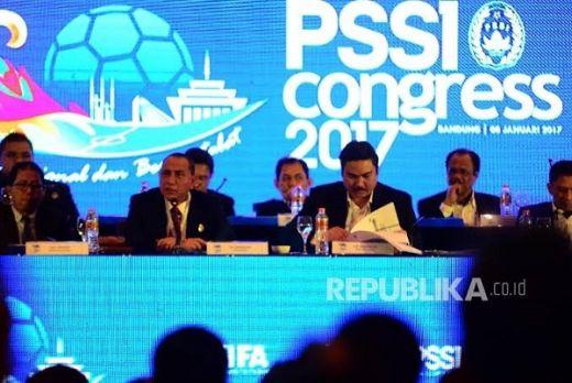 KLB PSSI Dihadiri Delegasi FIFA dan AFC