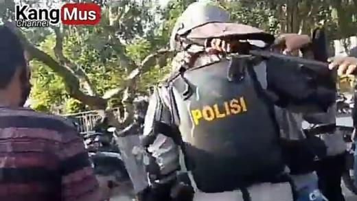 Bantah Video Brimob Nyamar jadi Mahasiswa di Jambi, Polri Sebut Hanya Salah Paham