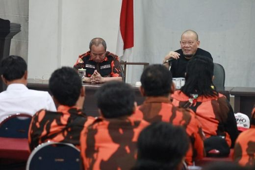 Ketua DPD RI Soroti Kurang Dekatnya Pemkot Surabaya dengan Pengusaha Lokal