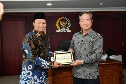 HNW: Perlu Meningkatkan Hubungan Indonesia-Taiwan