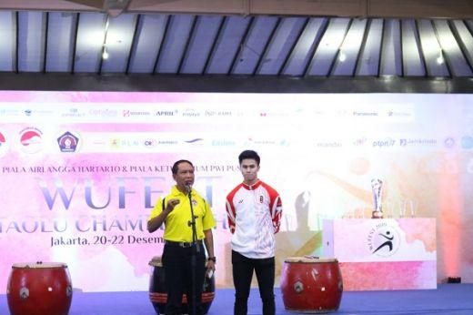 Edgar Jadi Role Model Atlet Indonesia Kata Menpora