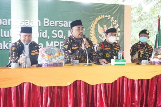 Gus Jazil Dorong Banser DKI Berperan Aktif Jaga Stabilitas Ibu Kota