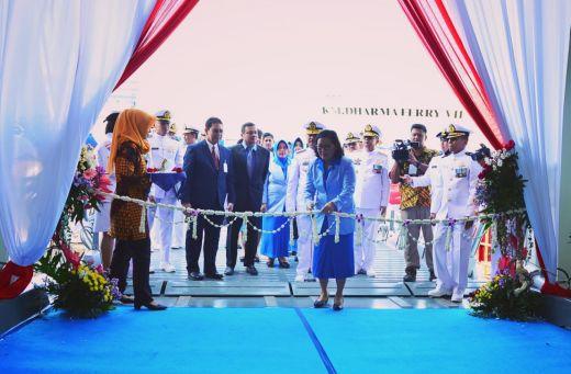 KRI Semarang 594 Jadi Kapal Rumah Sakit