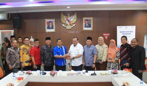 Kelola Pelabuhan Baai, Ketua DPD Ajak Pelindo Libatkan Pengusaha Lokal Bengkulu