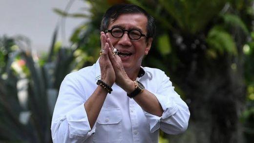 Digeruduk Warga Tanjung Priuk, Yasona Laoly Minta Maaf