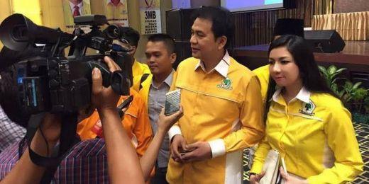 Jalankan Tupoksi Sebagai Pimpinan DPR, Ini Keseharian Azis Syamsuddin