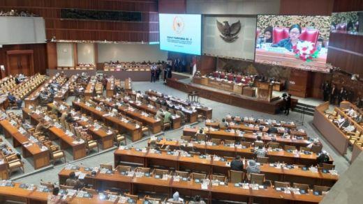 Pengesahan 50 RUU Masuk Prolegnas, 248 Anggota DPR Absen di Paripurna