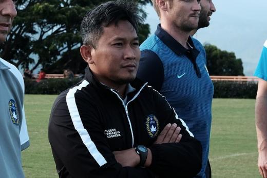 Rudy Eka Jadi Pelatih Timnas Wanita Senior