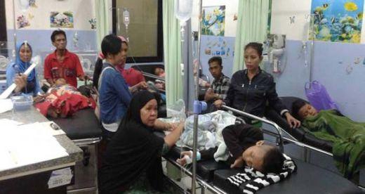 92 Jamaah Masjid Keracunan Usai Santap Nasi Bungkus saat Pengajian
