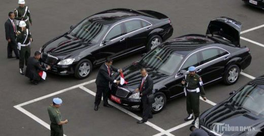 Mobil Dinas Jokowi Mogok, Hubungan Istana dan Cikeas Kembali Memanas