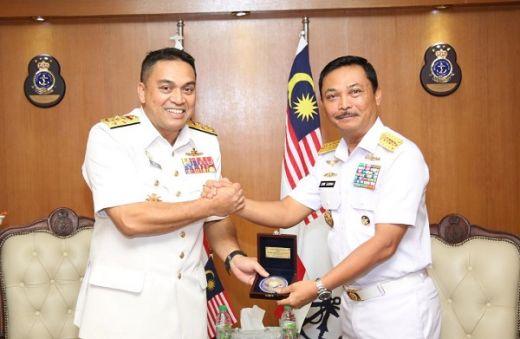 Pererat Hubungan Bilateral, Kasal Kunjungi Kehormatan ke Malaysia
