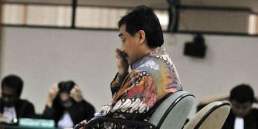 Jalani Hukuman 4 Tahun, Mantan Menpora Andi Mallarangeng Hirup Udara Bebas Mulai Jumat Kemarin