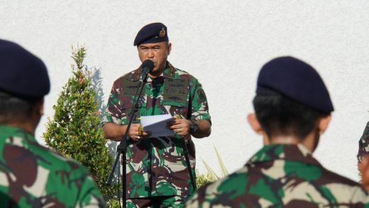 Prajurit TNI AL dan Keluarga Jangan Terpacing Berita Provokatif dan Hoax