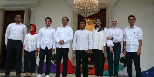 Politikus PKB: Bubarkan Saja Stafsus Milenial, Tidak Ada Faedahnya