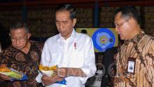 Bahan Pokok Kian Meroket, Jokowi Curiga Ada yang Mainkan Harga