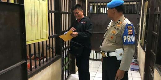 Peras Walkot Tanjungbalai, Penyidik KPK dari Polri Resmi Ditahan Propam