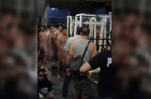 Astahgfirullah....Ratusan Gay Kedapatan sedang Pesta Seks di Gym Kelapa Gading
