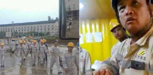 Beredar Video Bos PT ITSS Morowali Larang Karyawan Salat Jumat Berjamaah