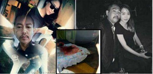 Polisi Tembak Istri Tengah Hamil 2 Bulan, Diduga Ini Penyebabnya