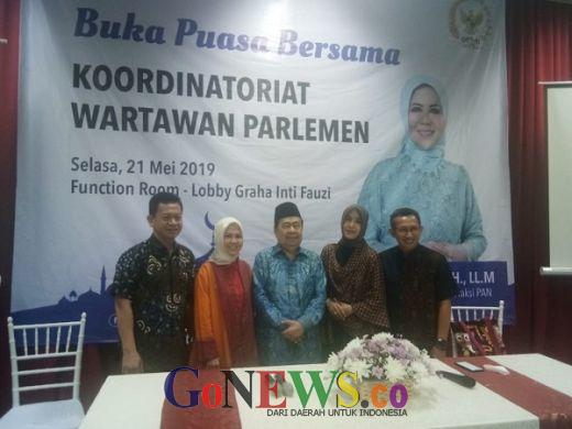 Meski Baru Jabat Anggota DPR 8 Bulan, Intan Fauzi Kembali Dipercaya Warga Jabar jadi Wakil Rakyat di Senayan