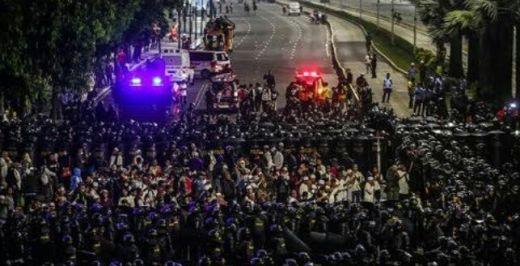 Tujuh Jurnalis Alami Kekerasan Aparat Kepolisian Saat Kerusuhan 22 Mei